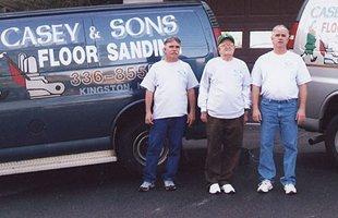 Casey & Sons Floor Sanding