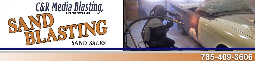Paint Removal Topeka, KS - C & R Media Blasting LLC