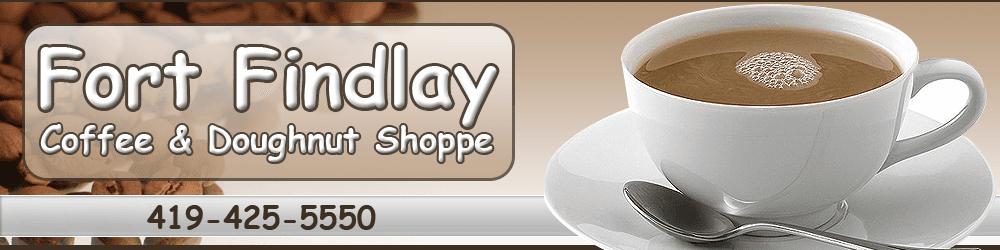 Café Findlay, OH - Fort Findlay Coffee & Doughnut Shoppe
