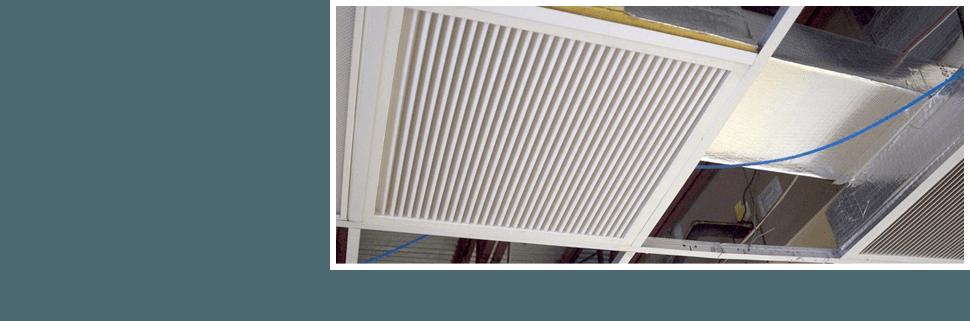 Clean ventilation