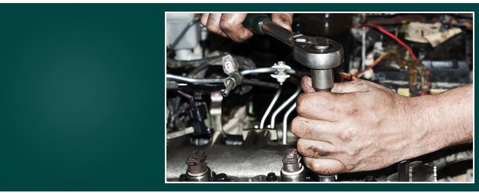 Fixing a transmission