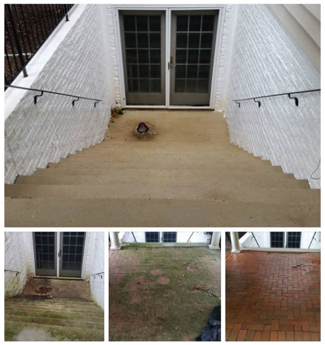 Gagnon S Gutterworks Amp Power Washing Services Gallery