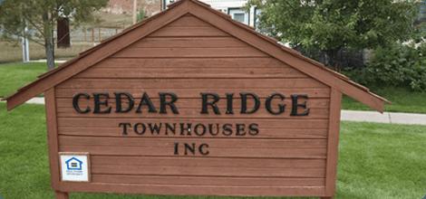 Lawn care | Rapid City, SD | Cedar Ridge Townhouses | 605-348-5656