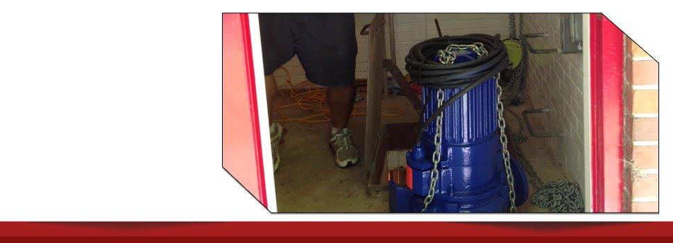 Grinder Pump Repair | Gulf Breeze, FL | Gulf Breeze Plumbing | 850-932-2693