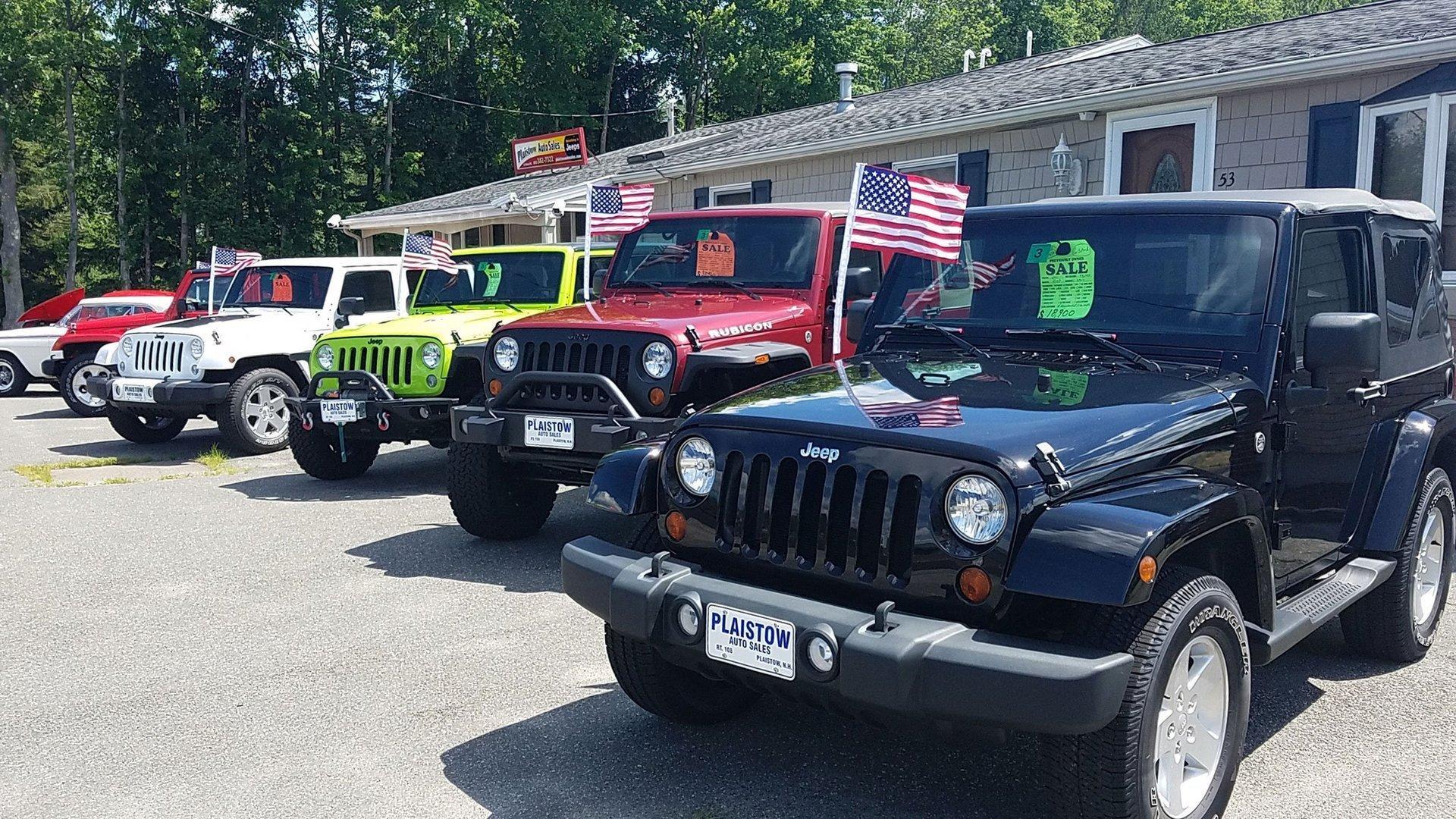 Plaistow Auto Sales, LLC | Used Trucks | Plaistow, NH