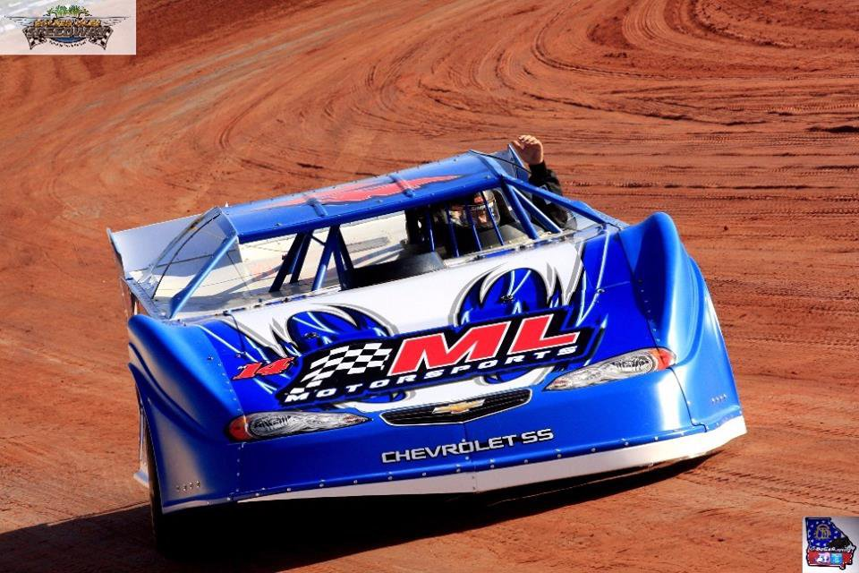 Front late model