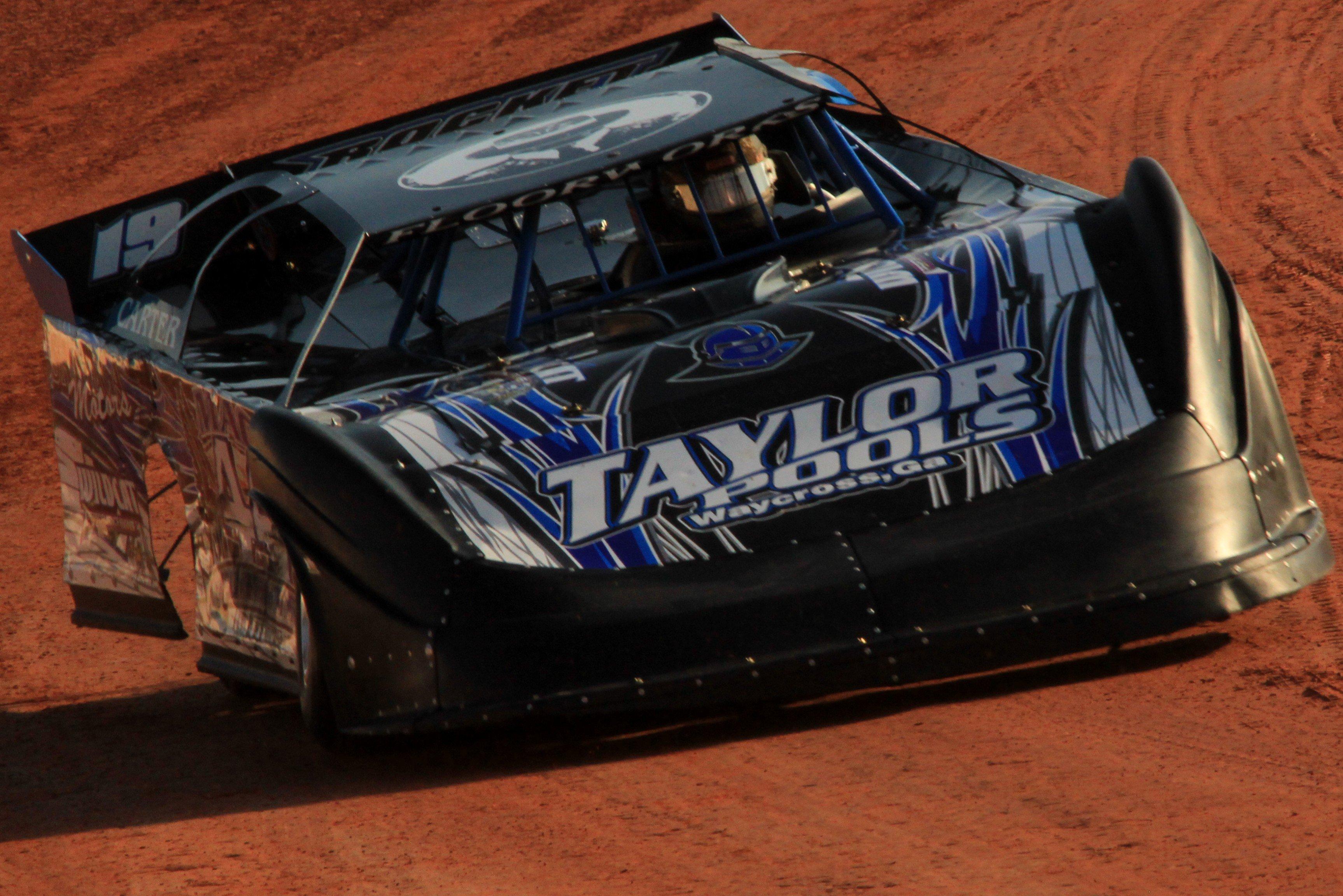 Taylor racing car