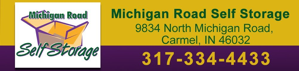 Self Storage Facilities - Carmel, IN - Michigan Road Self Storage