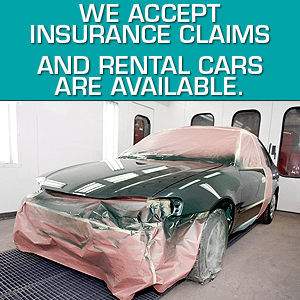 Auto paint  - Winchester, TN  - Wreck-A-Mended - newly painted car - We accept insurance claims and rental cars are available.