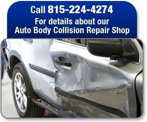 body shop - peru, IL - the pro body shop inc - Call 815-224-4274 For details about our Auto Body Collision Repair Shop