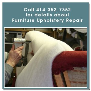 Furniture Upholstery Milwaukee WI InHome Upholstery Repair - In home furniture repair