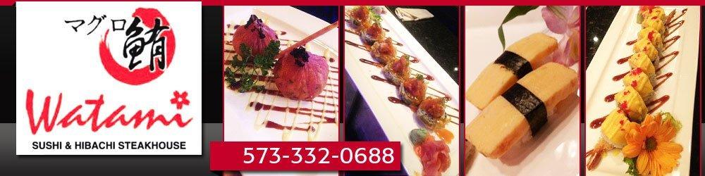 Japanese Restaurant - Cape Girardeau, MO - Watami Sushi & Hibachi Steakhouse