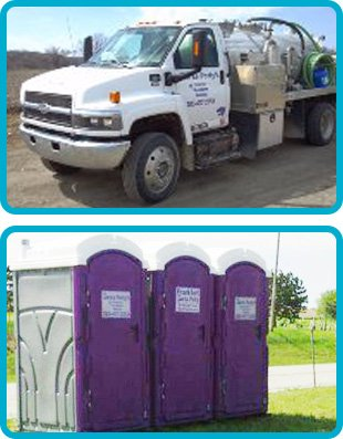 portable bathroom facilities   Wamego, KS   Frankfort Porta Potty Inc.   785-292-4477