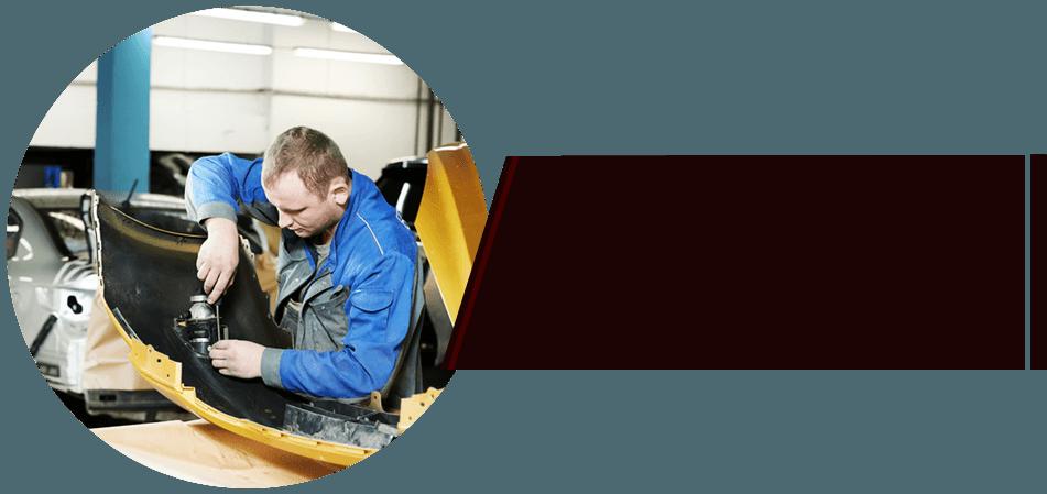 Auto framework repair