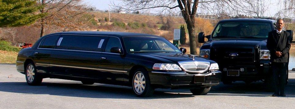 Fleet of Luxury Vehicles