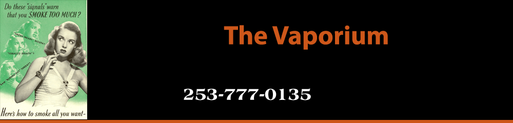 Cigarette Shops Lakewood, WA - The Vaporium