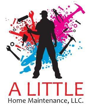 A Little Home Maintenance - Logo