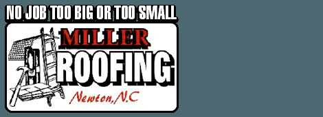 Leak repair | Newton, NC | Miller Roofing Co. | 828-465-5568