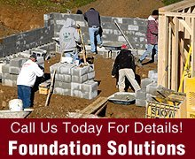 Masonry - Eastland, TX - Foundation Solutions - Foundation Contractors