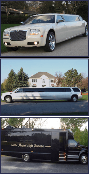 Limousine Rental Services | Oconomowoc, WI | Magical Night Limousine | 262-366-3017