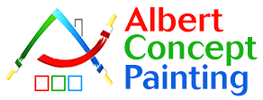 Albert Concept Painting - Logo
