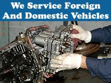 Auto Repair Service - Rockwood, TN - Eddie's Transmissions
