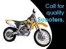 Motor Scooters - Bunnell, FL - Scooter King Motor Sports - Dirt bike - Call for quality scooters.