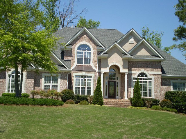 Southern roofing residential project