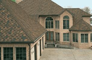 Beautiful roof