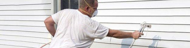 Home spray  painting