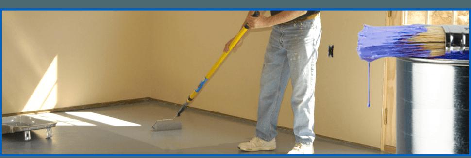 Epoxy-Coat Floor Paint | Palm Desert, CA | Westco Painting | 760-323-7274