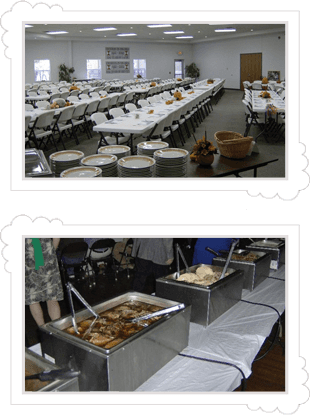 Catering Services   Garrison, MN    Dan's Catering Company   218-851-7643
