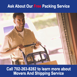 Movers - Las Vegas, NV  - All S & S Moving - Ask About Our Free Packing Service Call 702-263-8282 to learn more about  Movers And Shipping Service