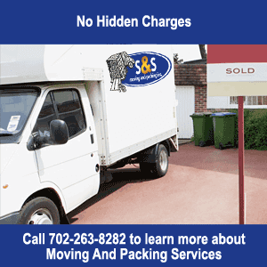 Moving Company - Las Vegas, NV - All S & S Moving - No Hidden Charges. Call 702-263-8282 to learn more about  Moving And Packing Services