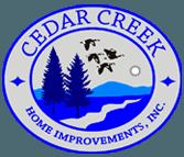 Cedar Creek Home Improvements, Inc. - Logo