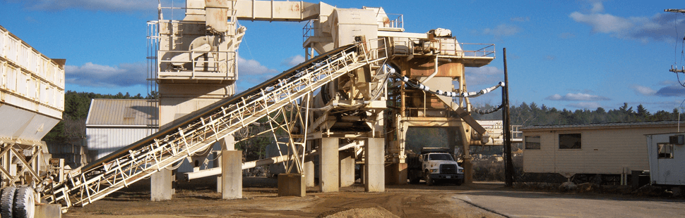 Asphalt Plant | Spencer, MA | Bond Construction | 508-885-2480