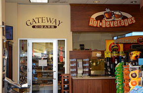 Gateway Shell & Service Center store