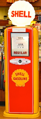 Inside Gateway Shell and Service Center Convenient store