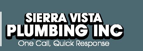 Plumbing | Sierra Vista, AZ | Sierra Vista Plumbing Inc | 520-417-2105