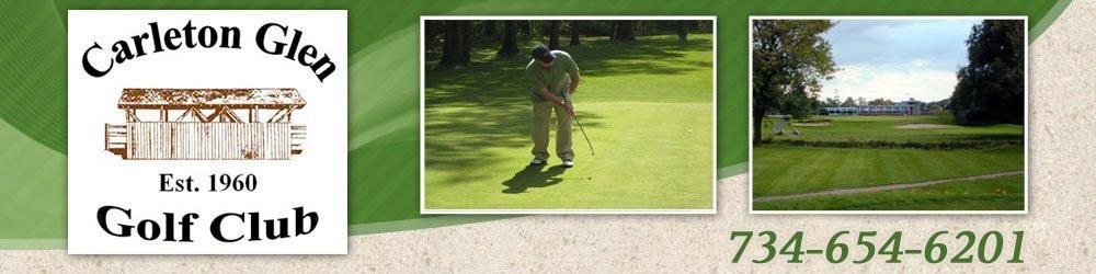 Golf Course - Carleton, MI - Carleton Glen Golf Club
