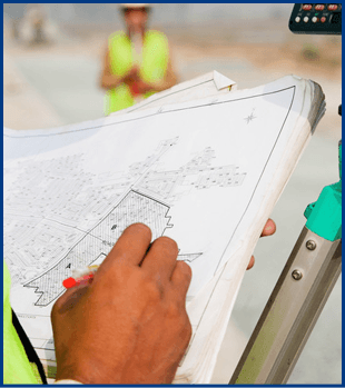 Geological drafting
