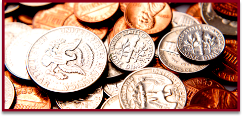 Coins | Nampa, ID | Ken's Pawn & Jewelry | 208-466-9647