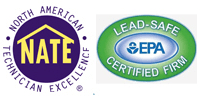 North American Technician Excellence and EPA Lead-Safe Certified Firm