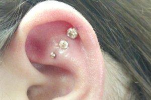 Belly Button Piercings | Albany, NY | Tom Spaulding Tattoo | 518-482-6477