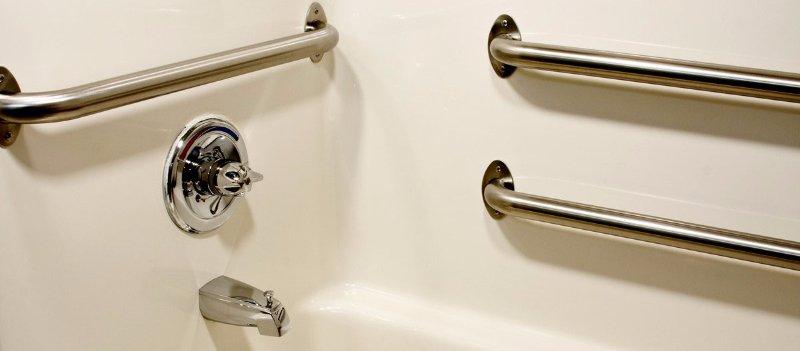 Handicap Bathrooms Handrails Hartford WI - Handicap bathroom handrails