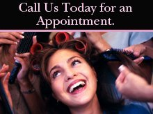 Hair - West Haven, CT - Dream...Hair Design by Lisa - Hairstyling - Call Us Today for an Appointment.