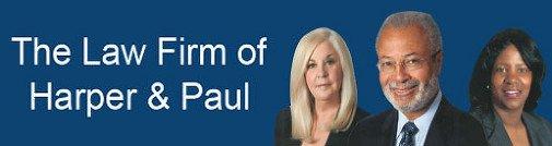 The Law Firm of Harper & Paul Logo