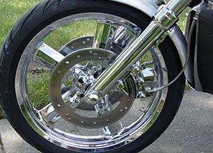 Chrome Wheel