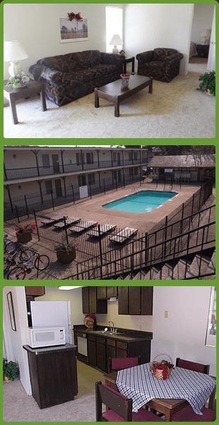 Furnished rooms | Waco, TX | University Rentals | 254-752-5691