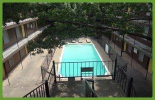 Private pool | Waco, TX | University Rentals | 254-752-5691